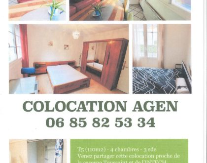 Colocation Agen T5