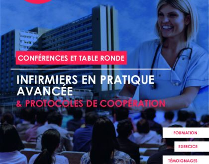 """Séminaire """"Infirmiers en Pratique avancée""""-29 septembre 2021"""