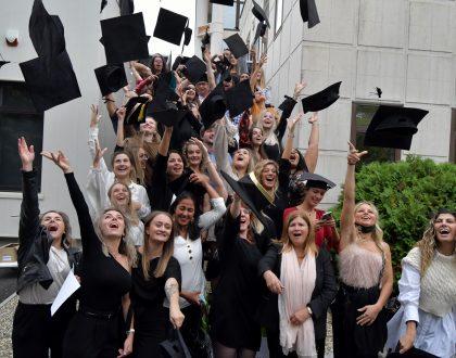 Cérémonie de remise des diplômes - 1er octobre 2021